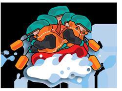 Rafting Kaprun oder Zellamsee